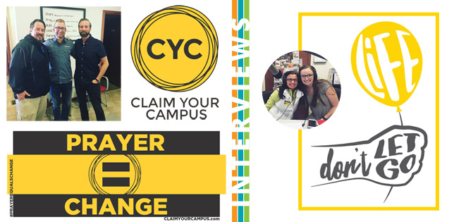 #127: Claim Your Campus & Don't Let Go Campaign