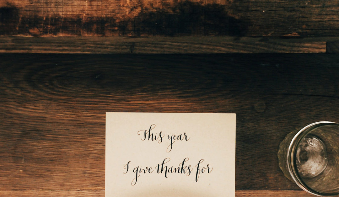 #149: A Thanksgiving Feast For The Soul